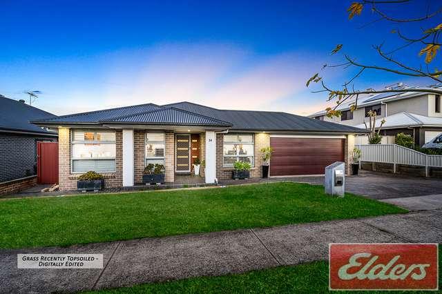 34 Blackwood Street, Claremont Meadows NSW 2747