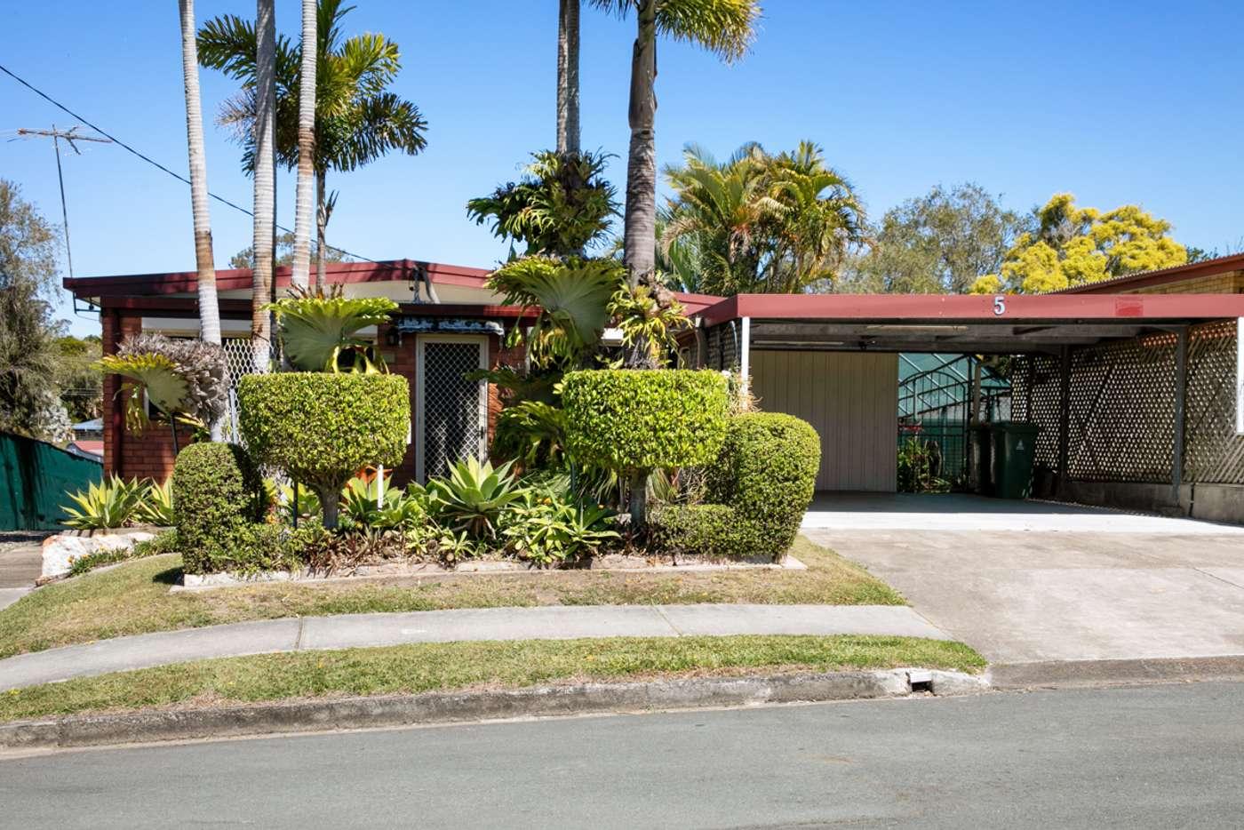 Main view of Homely house listing, 5 Yanderra Avenue, Arana Hills QLD 4054