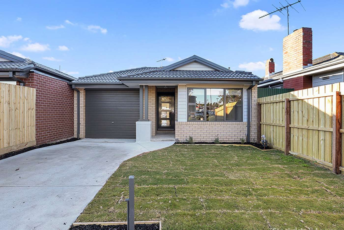 Main view of Homely townhouse listing, 11B Greenwood Street, Newcomb VIC 3219