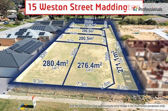 15 Weston Street, Maddington WA 6109