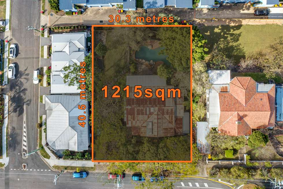 Second view of Homely house listing, 15 Clyde Road, Herston QLD 4006