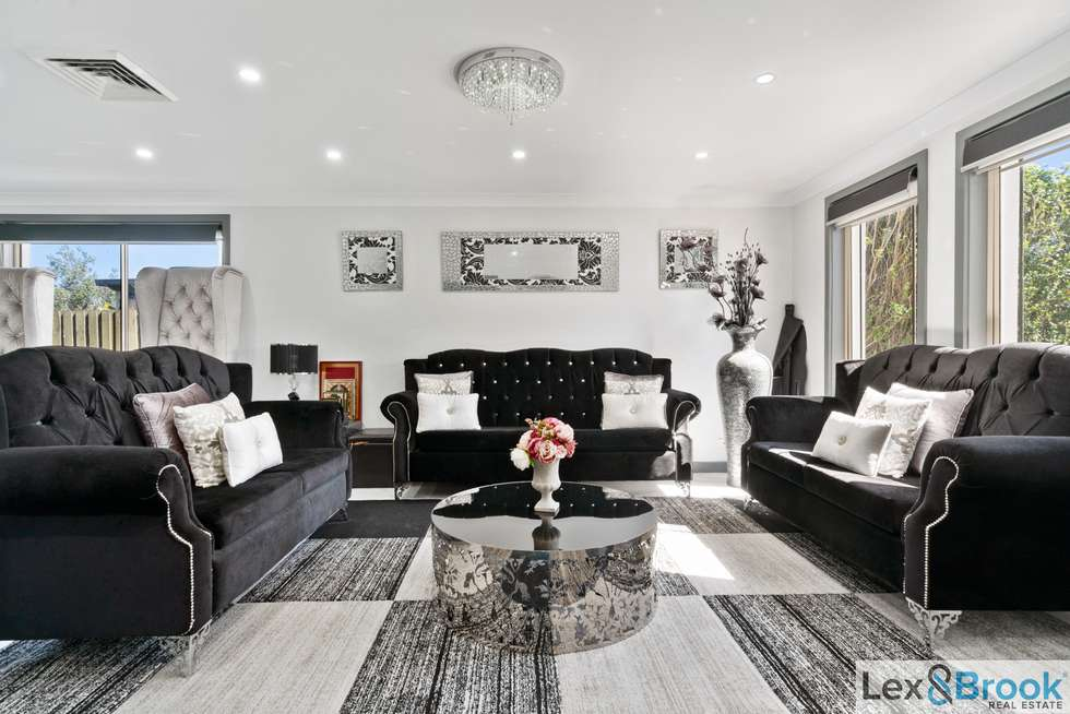 Second view of Homely house listing, 35 Rabett Cres, Horningsea Park NSW 2171