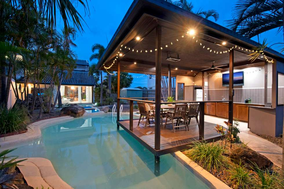 Fourth view of Homely house listing, 14 Haslewood Court, Mermaid Waters QLD 4218