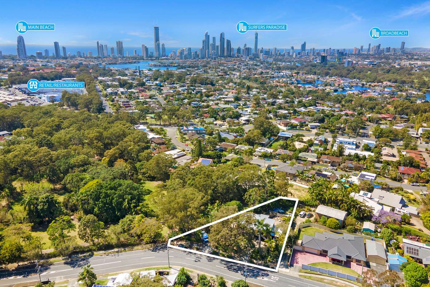Main view of Homely house listing, 1 & 2/80 Ridgeway Avenue, Southport QLD 4215