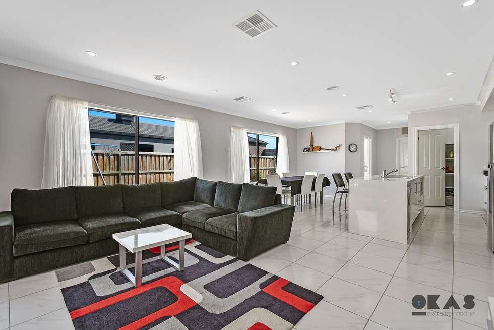 Second view of Homely house listing, 21 Long Forest Avenue, Harkness VIC 3337