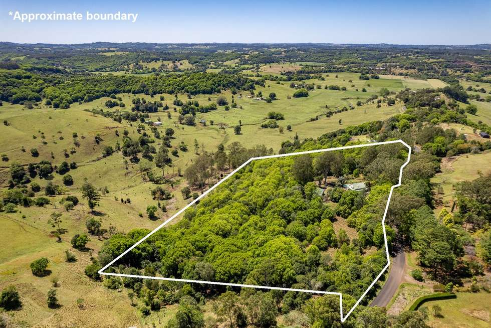 Second view of Homely acreageSemiRural listing, 114 Hunters Hill Road, Corndale NSW 2480