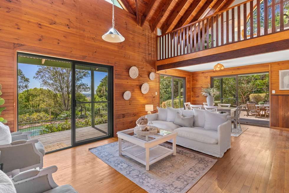 Third view of Homely acreageSemiRural listing, 114 Hunters Hill Road, Corndale NSW 2480