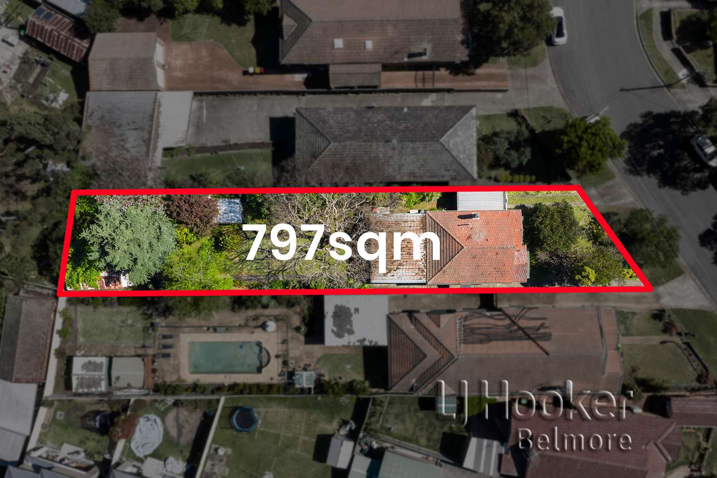 Main view of Homely house listing, 23 Robert Street, Belmore NSW 2192