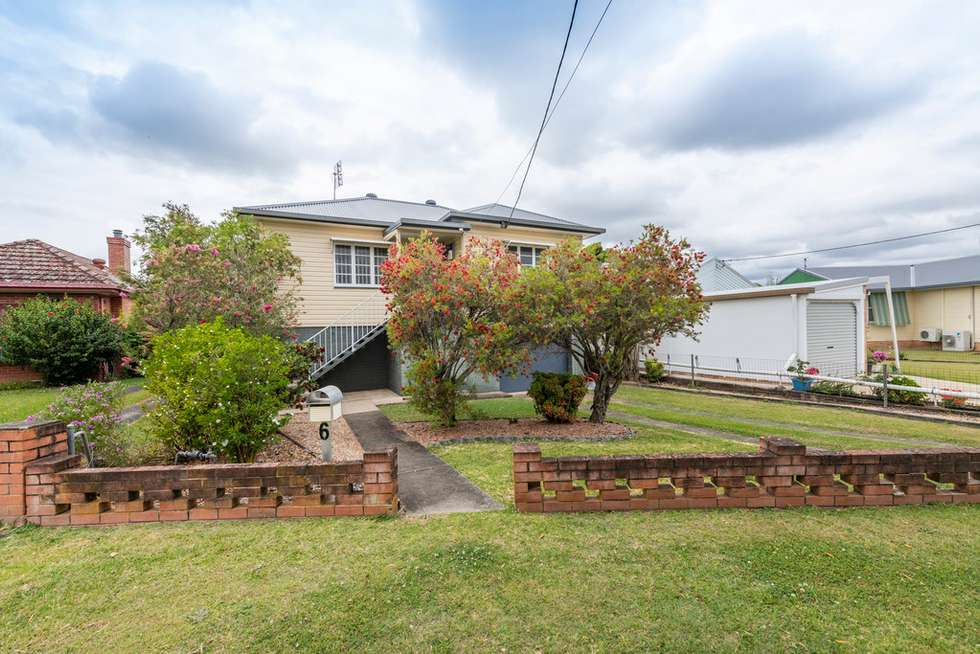 Second view of Homely house listing, 6 Ford Street, Grafton NSW 2460