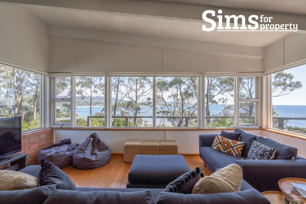 Third view of Homely house listing, 5 Bay View Avenue, Binalong Bay TAS 7216