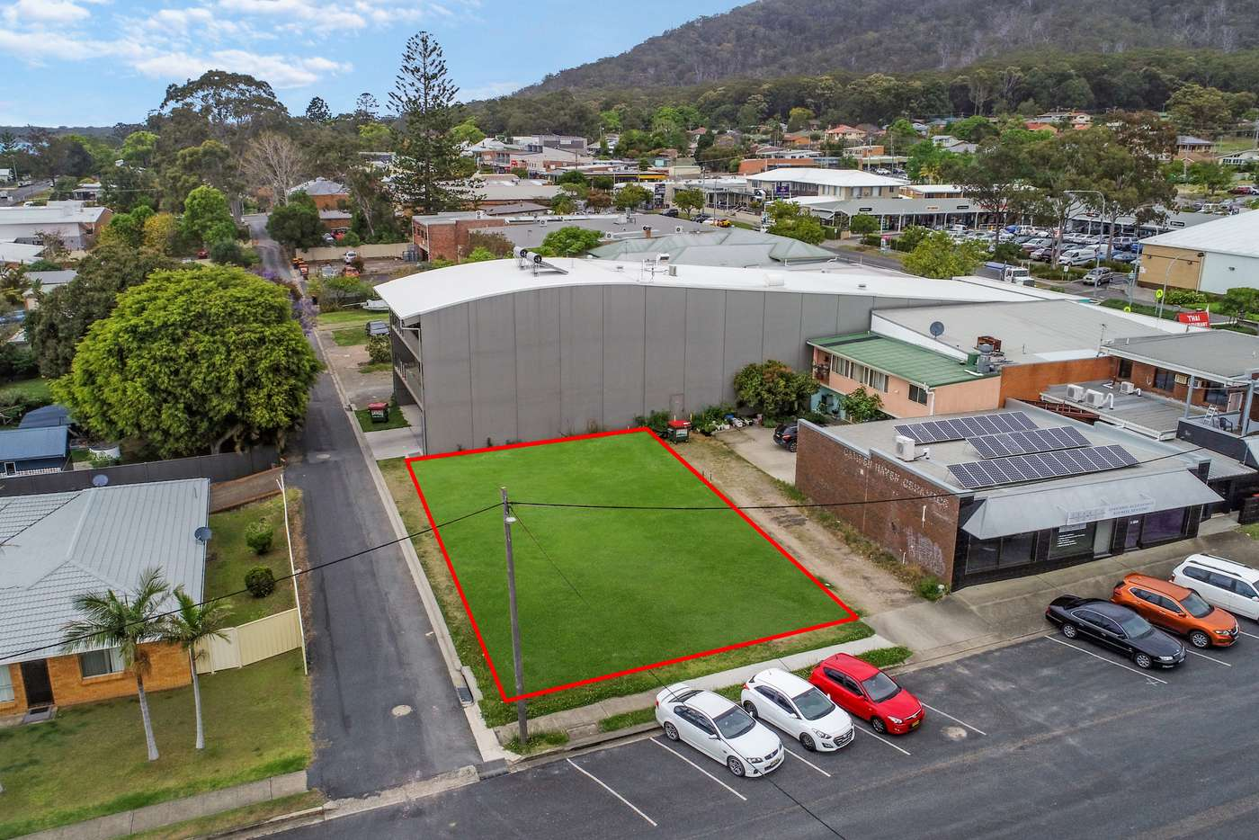 Main view of Homely residentialLand listing, 8 Tunis Street, Laurieton NSW 2443