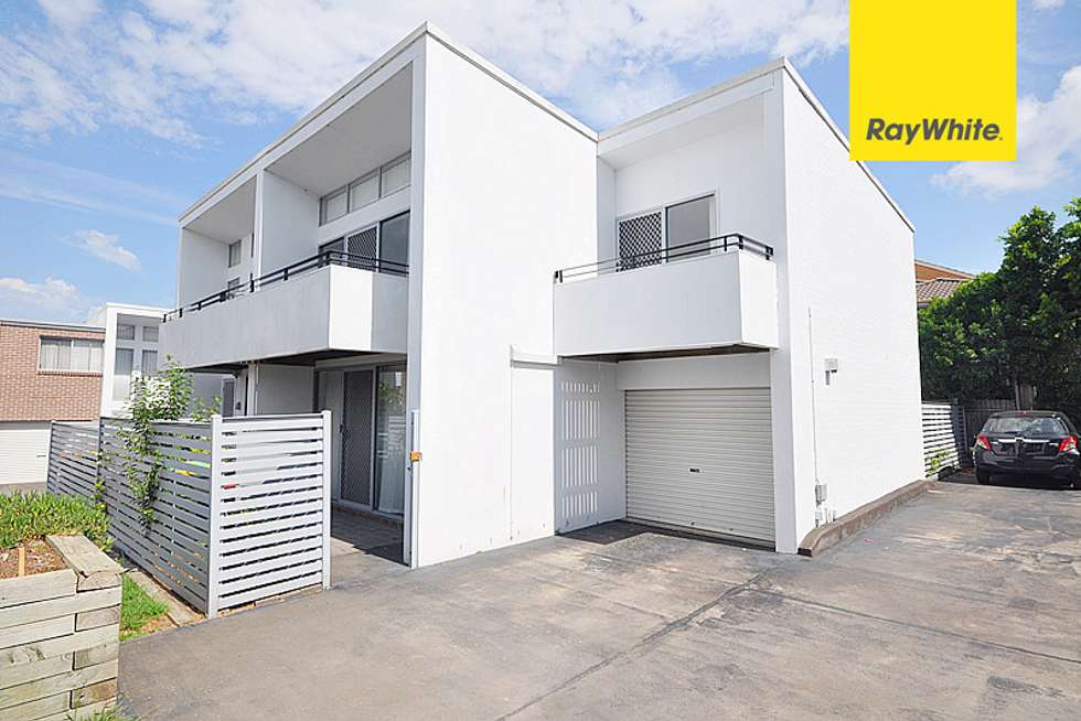 Second view of Homely townhouse listing, 18/66-76 Frances Street, Lidcombe NSW 2141