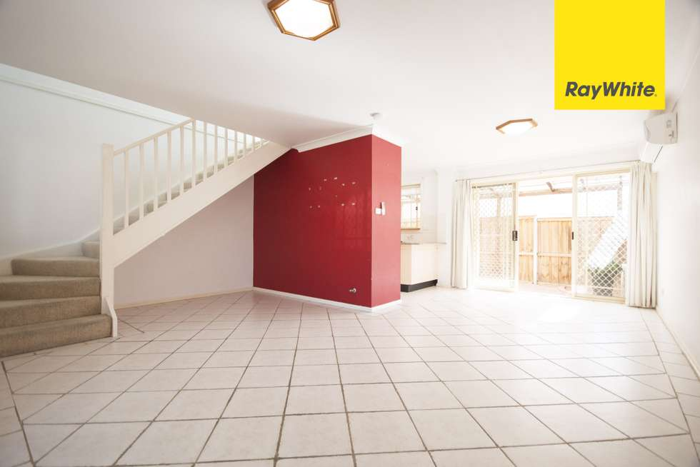 Second view of Homely townhouse listing, 3/26 Water Street, Lidcombe NSW 2141