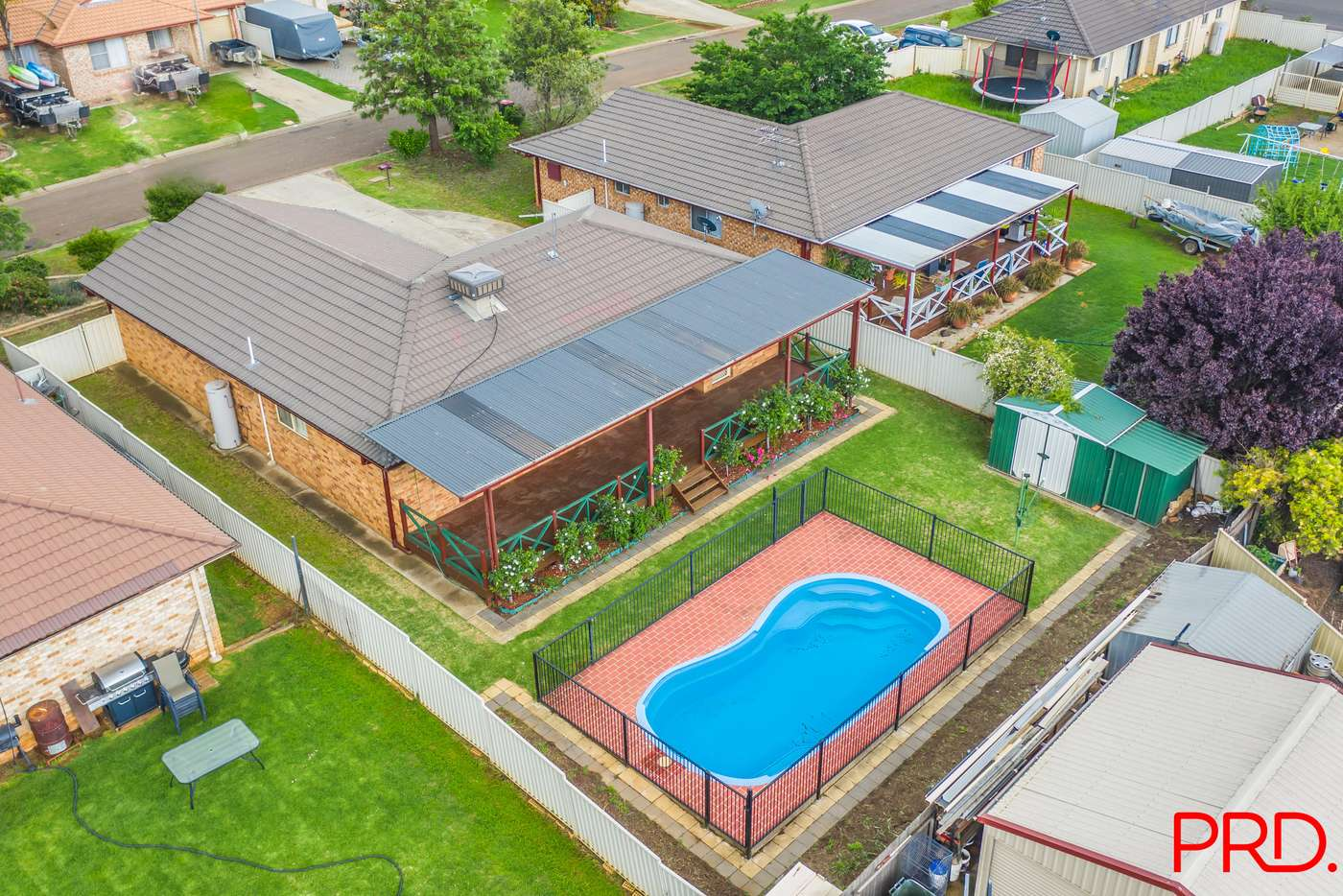 Main view of Homely house listing, 5 Giles Place, Tamworth NSW 2340