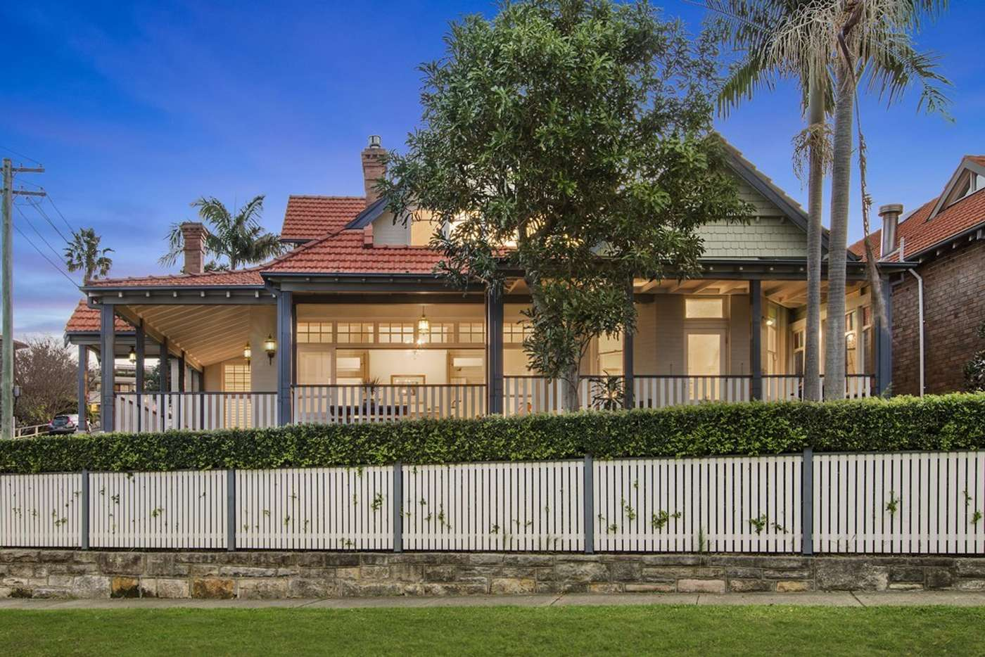 Main view of Homely house listing, 35 Upper Almora Street, Mosman NSW 2088