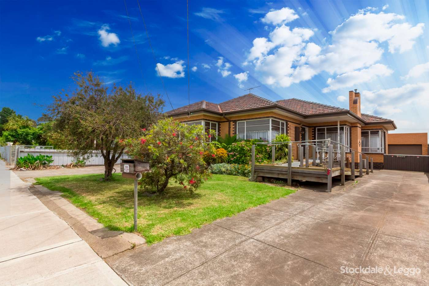 Main view of Homely house listing, 126 Forrest st, Ardeer VIC 3022