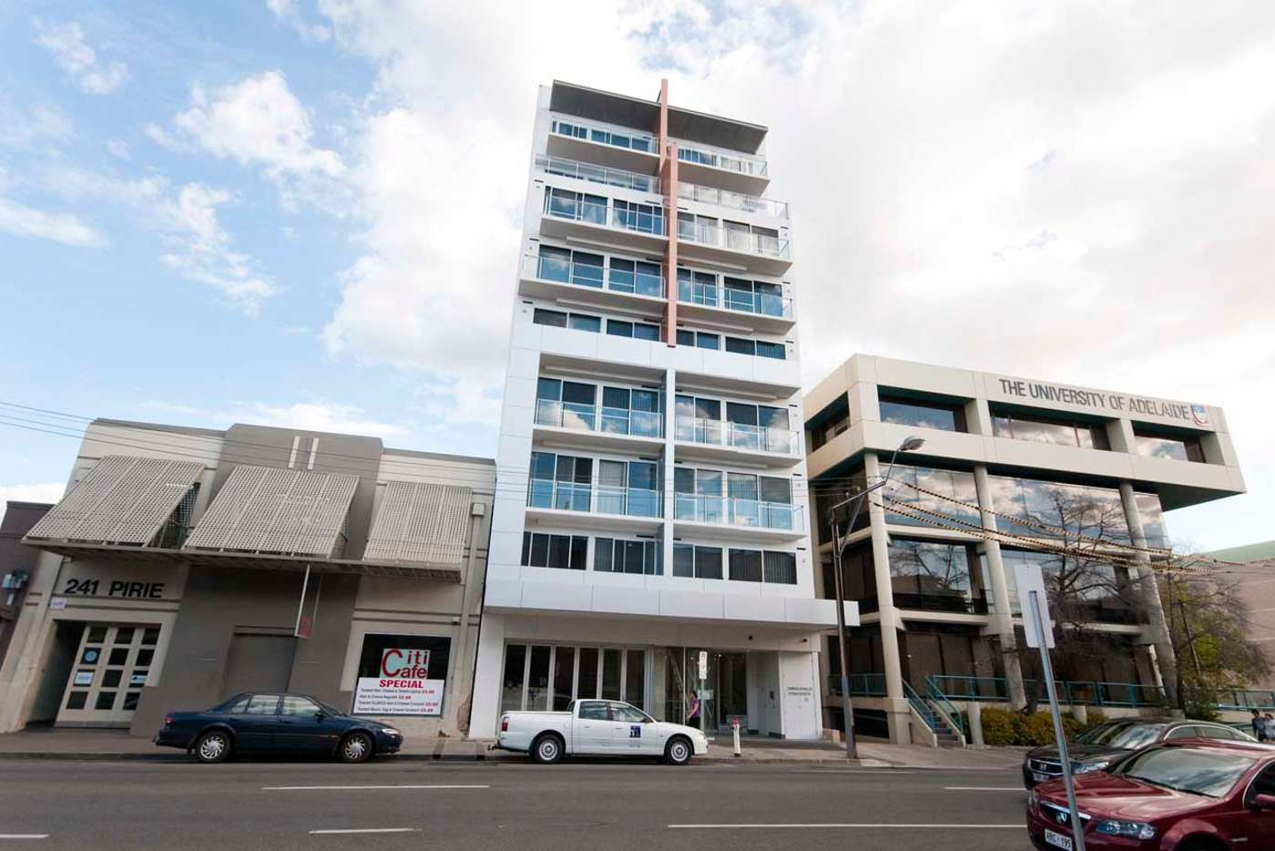 Main view of Homely apartment listing, 102&402/235 Pirie Street, Adelaide SA 5000