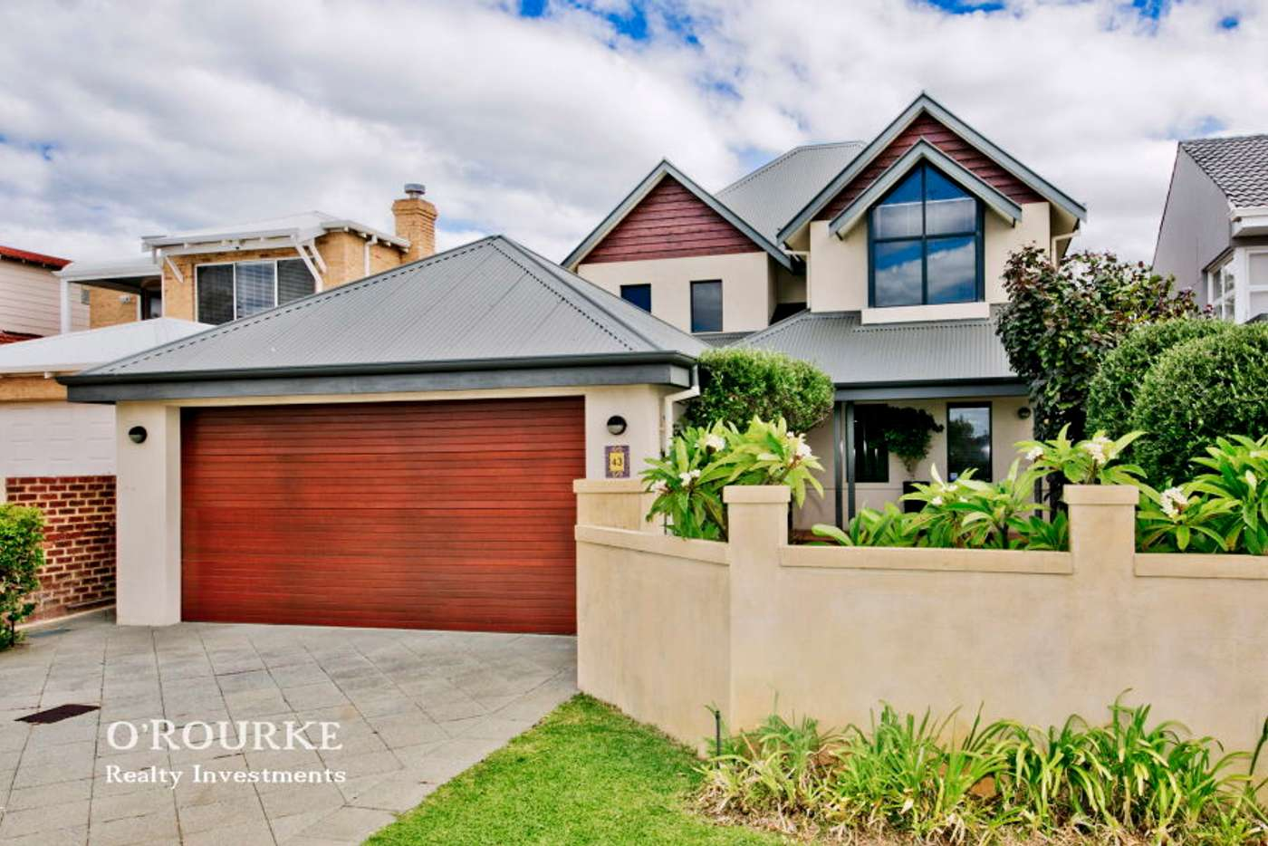 Main view of Homely house listing, 43 Giles Street, North Beach WA 6020