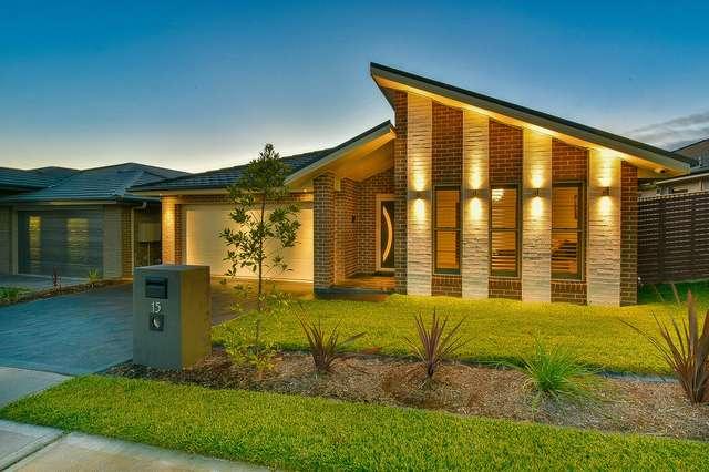 15 Leeuwin Road, Gledswood Hills NSW 2557
