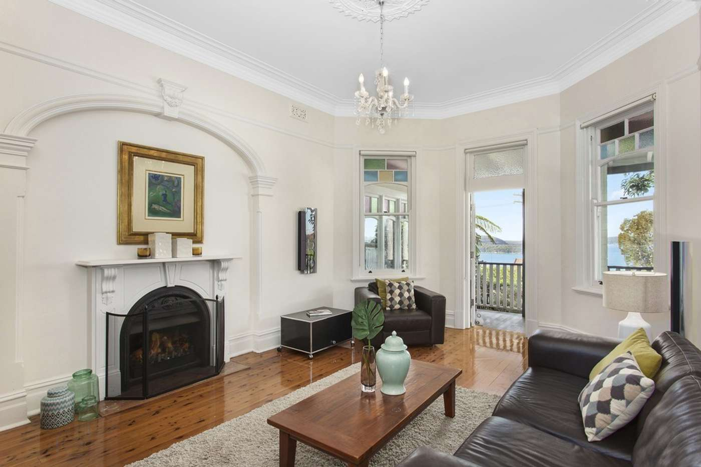 Fifth view of Homely house listing, 35 Upper Almora Street, Mosman NSW 2088