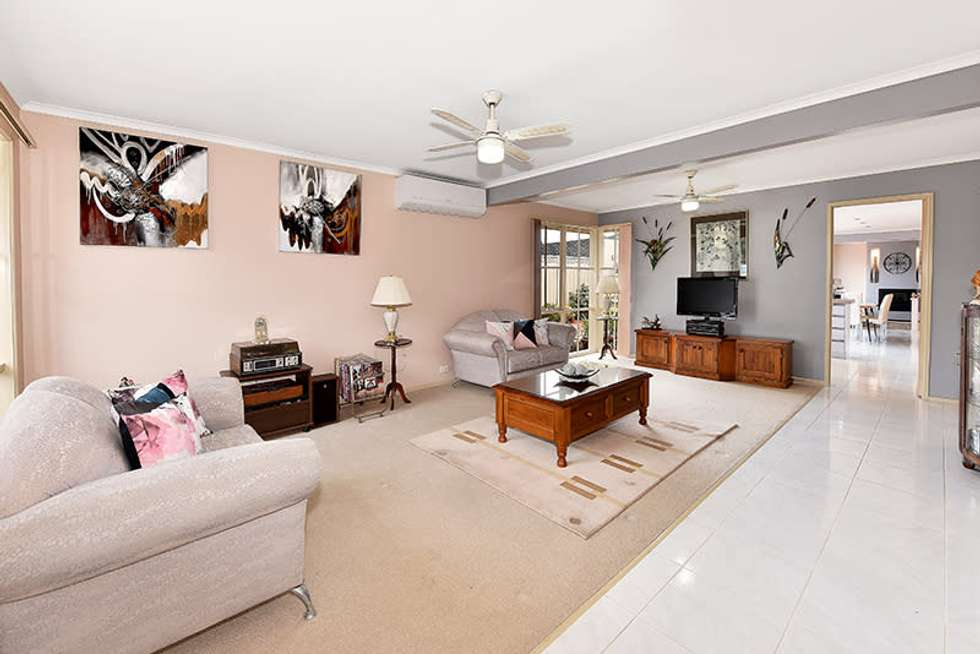 Second view of Homely house listing, 57 Dorchester Street, Craigieburn VIC 3064