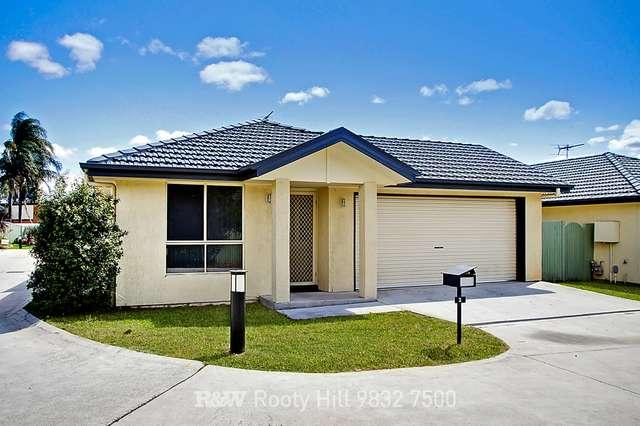 2/52 Chestnut Crescent, Bidwill NSW 2770