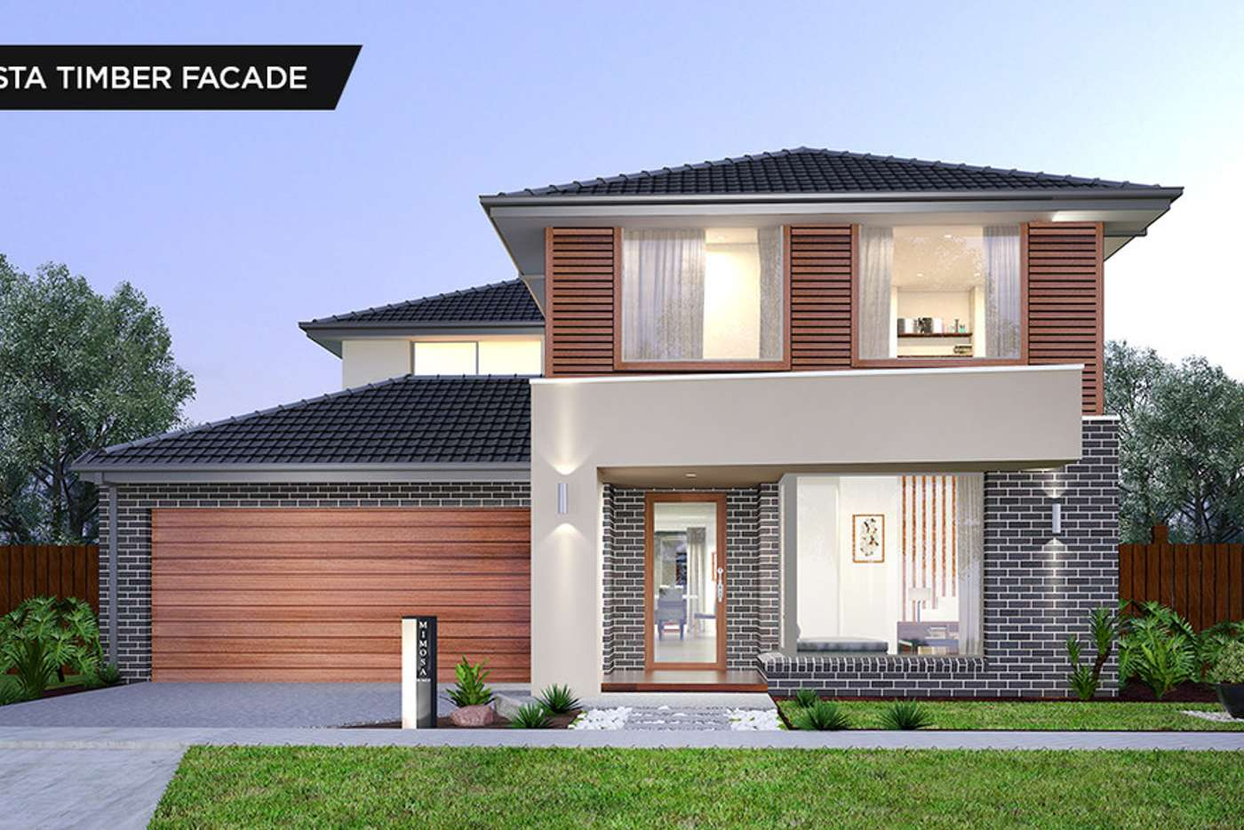 Main view of Homely house listing, Lot 25344 Highlands Estate, Craigieburn VIC 3064