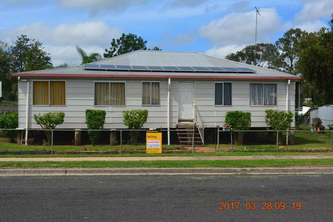 Main view of Homely house listing, 2 Blake Street, Proston QLD 4613