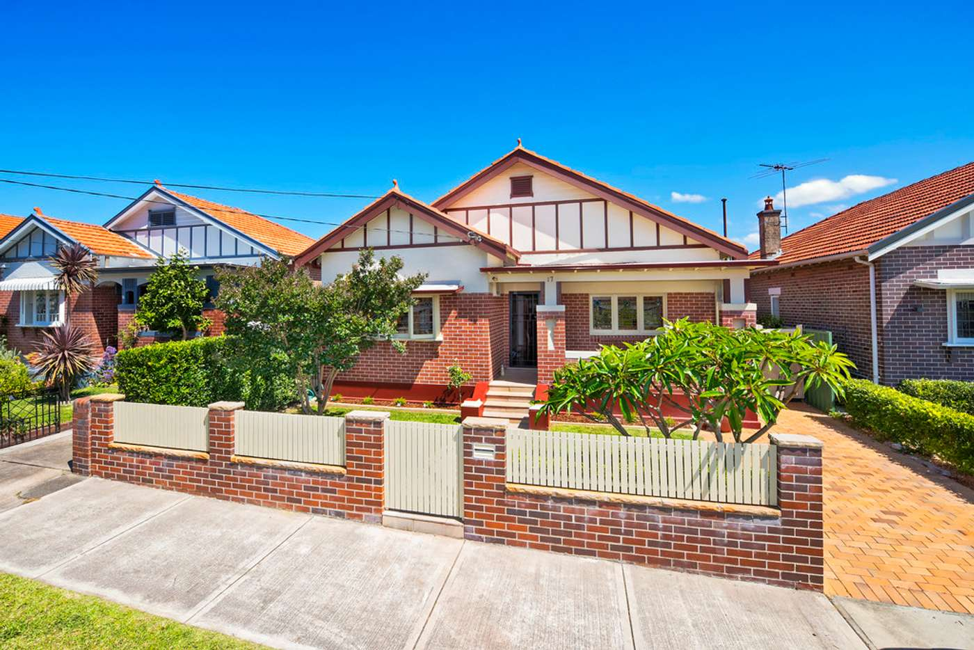 Main view of Homely house listing, 17 Kirrang Street, Wareemba NSW 2046