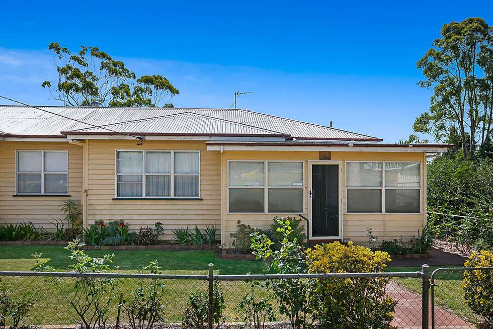 Third view of Homely semiDetached listing, 343 Hume Street, South Toowoomba QLD 4350