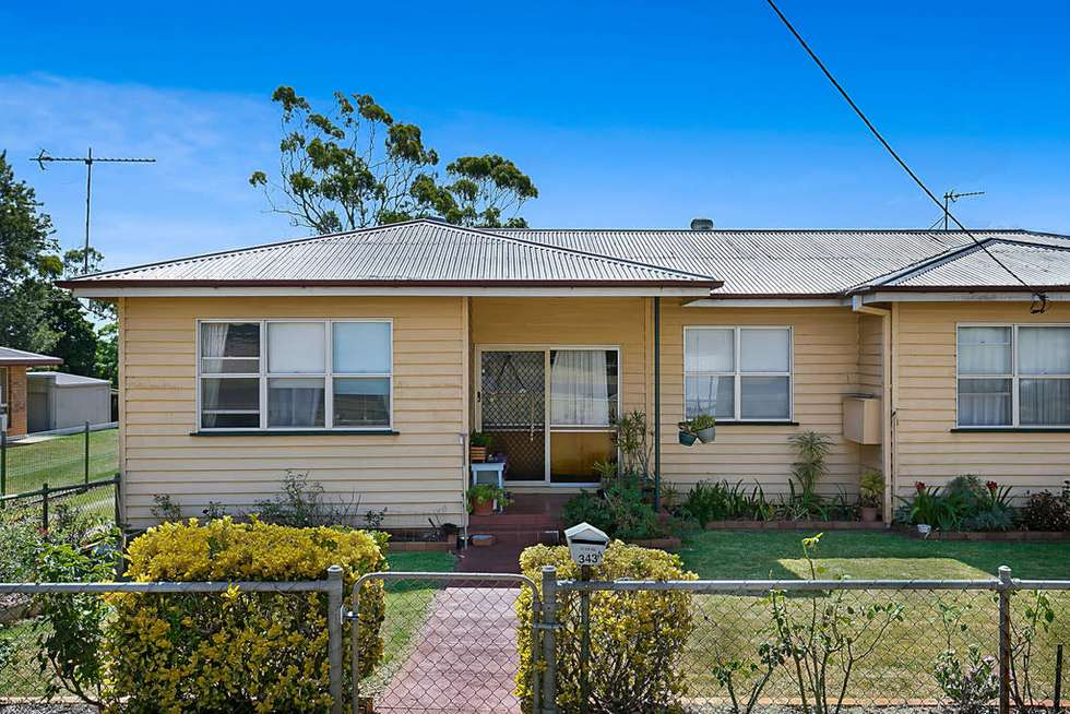 Second view of Homely semiDetached listing, 343 Hume Street, South Toowoomba QLD 4350