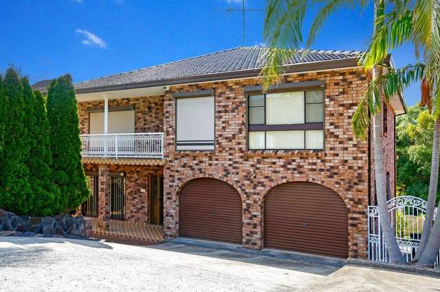 4 STAFF ROAD, Cordeaux Heights NSW 2526
