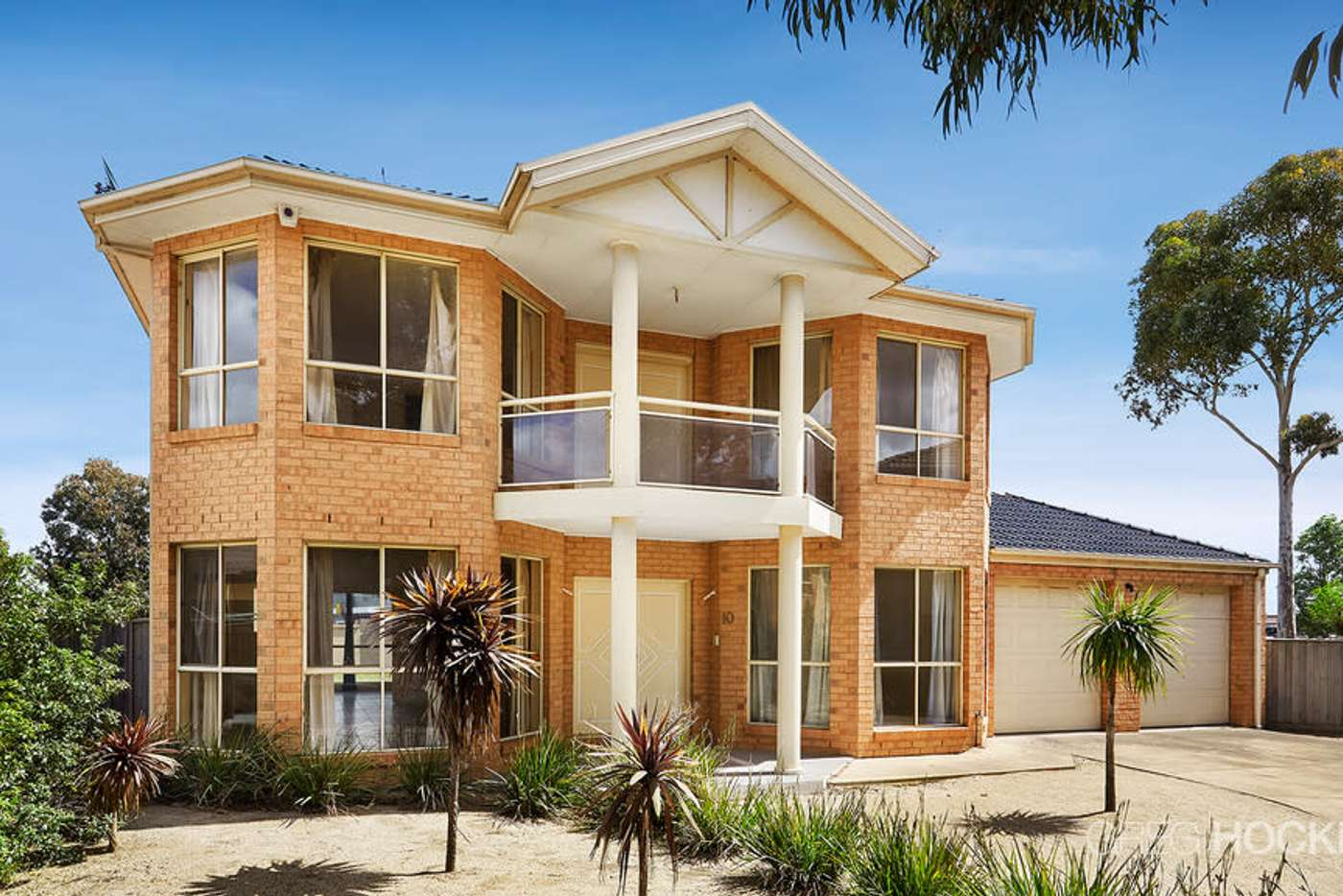 Main view of Homely house listing, 10 Springbank Court, Point Cook VIC 3030