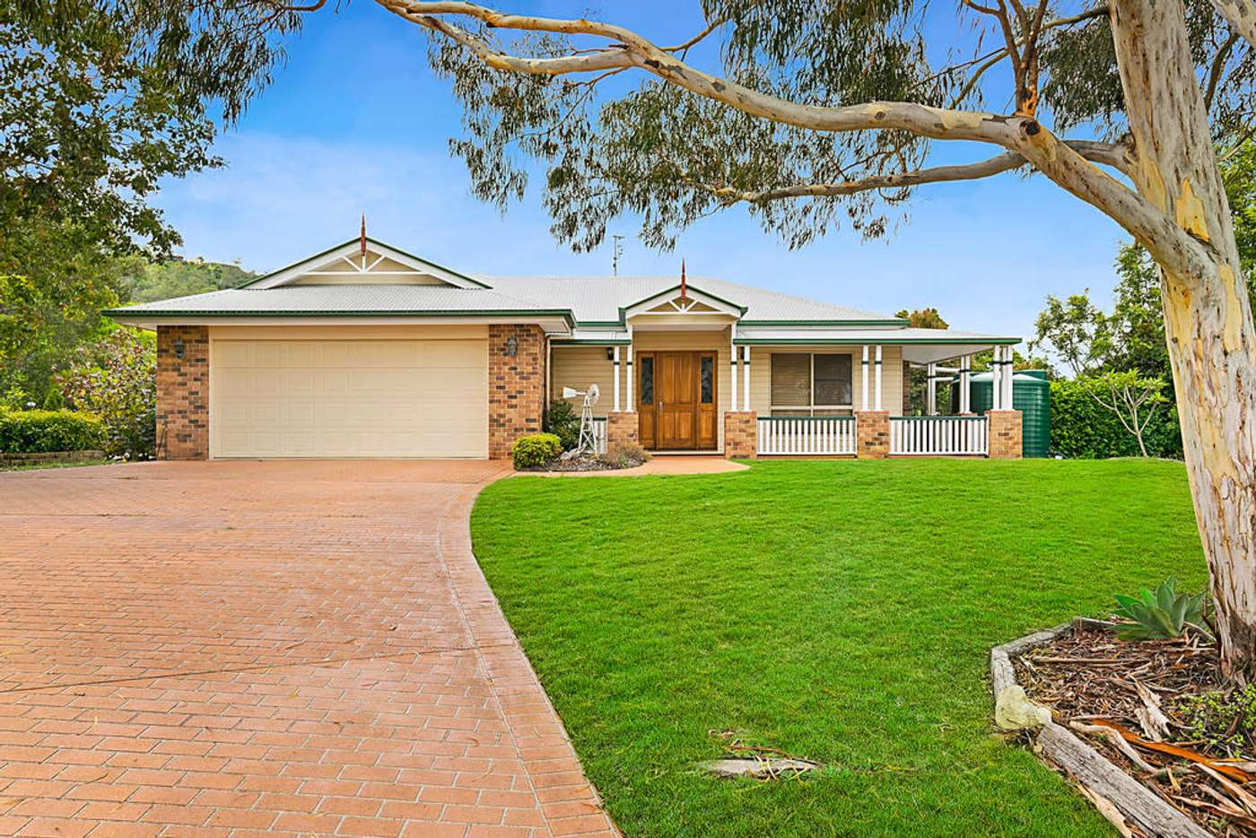 Main view of Homely house listing, 10 Grayson Court, Hodgson Vale QLD 4352