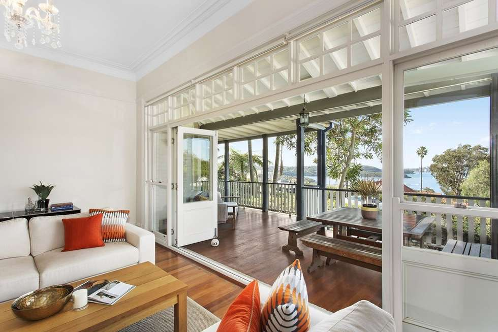 Second view of Homely house listing, 35 Upper Almora Street, Mosman NSW 2088