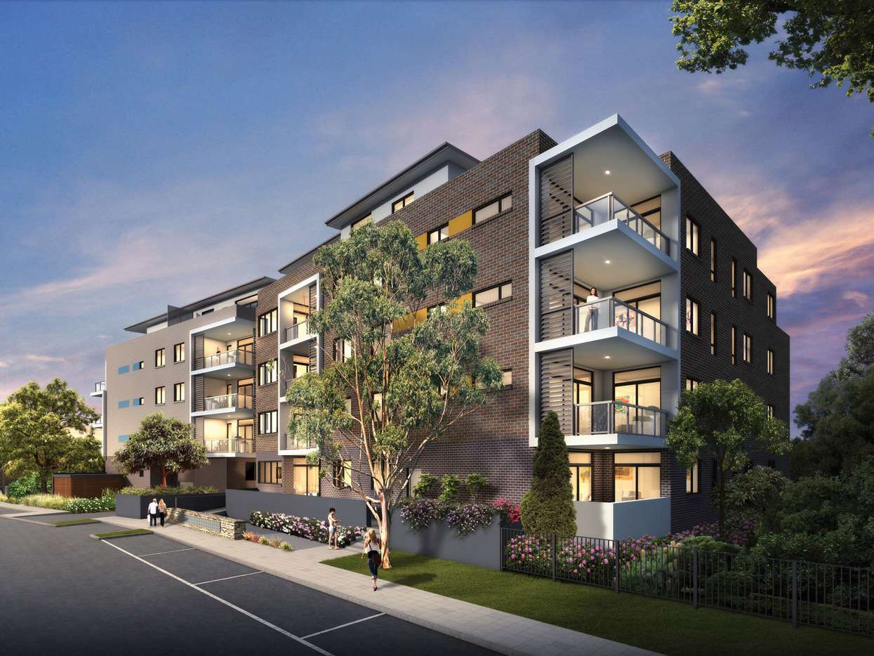 Main view of Homely apartment listing, Lot 38 Balmoral Road, Kellyville, NSW 2155