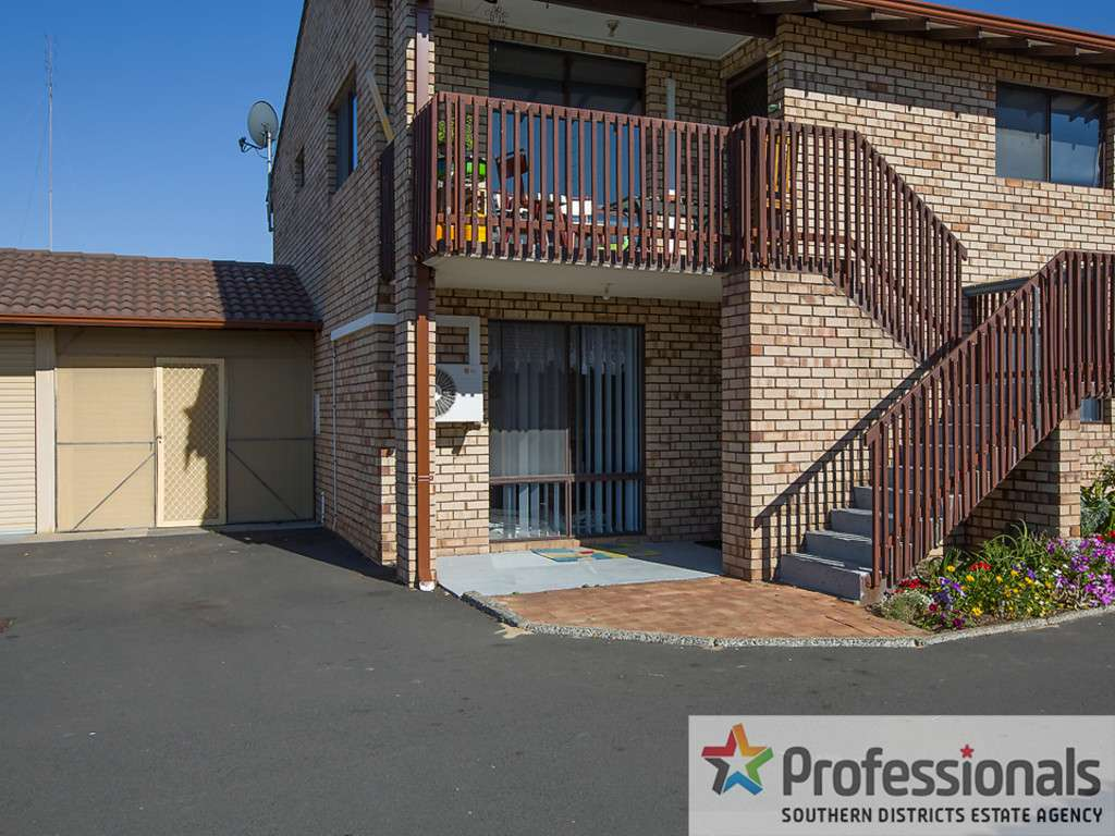 Main view of Homely unit listing, 1/13 Strickland Street, South Bunbury, WA 6230