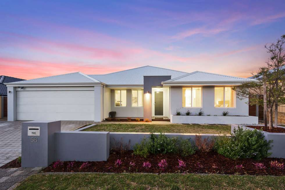 Second view of Homely house listing, 58 Peregrine Circle, Beeliar WA 6164
