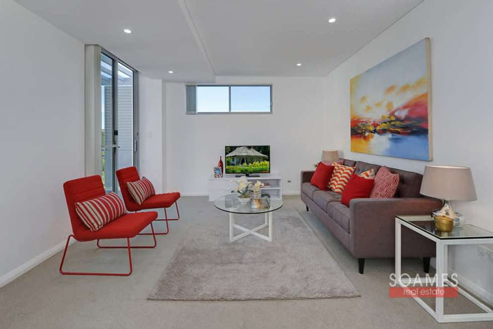 Second view of Homely apartment listing, 28/309-311 Peats Ferry Road, Asquith NSW 2077