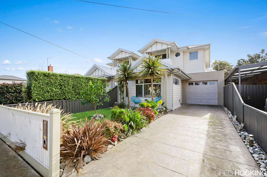 Main view of Homely townhouse listing, 26 Croker Street, Newport, VIC 3015