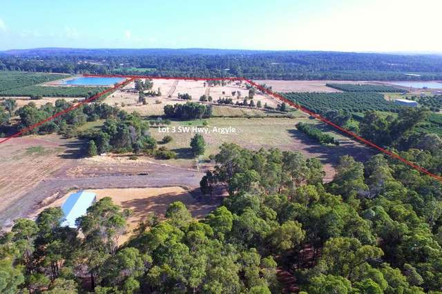 Lot 3 South Western Highway, Argyle WA 6239