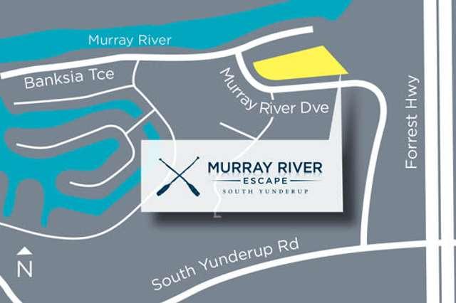 Lot 1020 Murray River Escape, South Yunderup WA 6208
