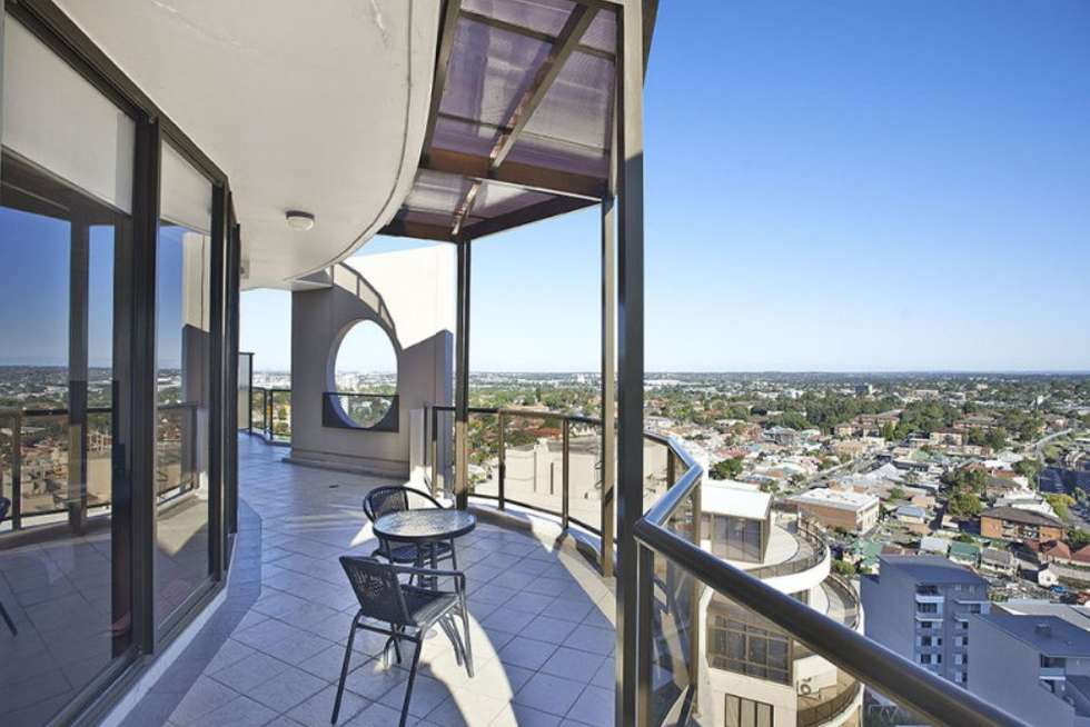 Fifth view of Homely apartment listing, 235/13-15 Hassall Street, Parramatta NSW 2150