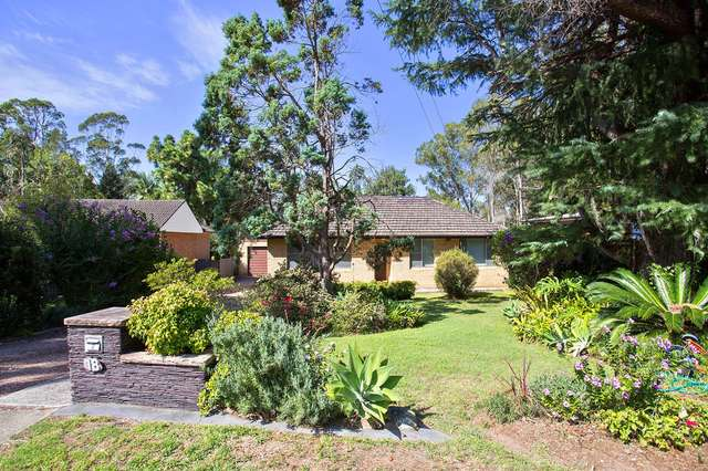 18 Wyuna Place, Oatlands NSW 2117