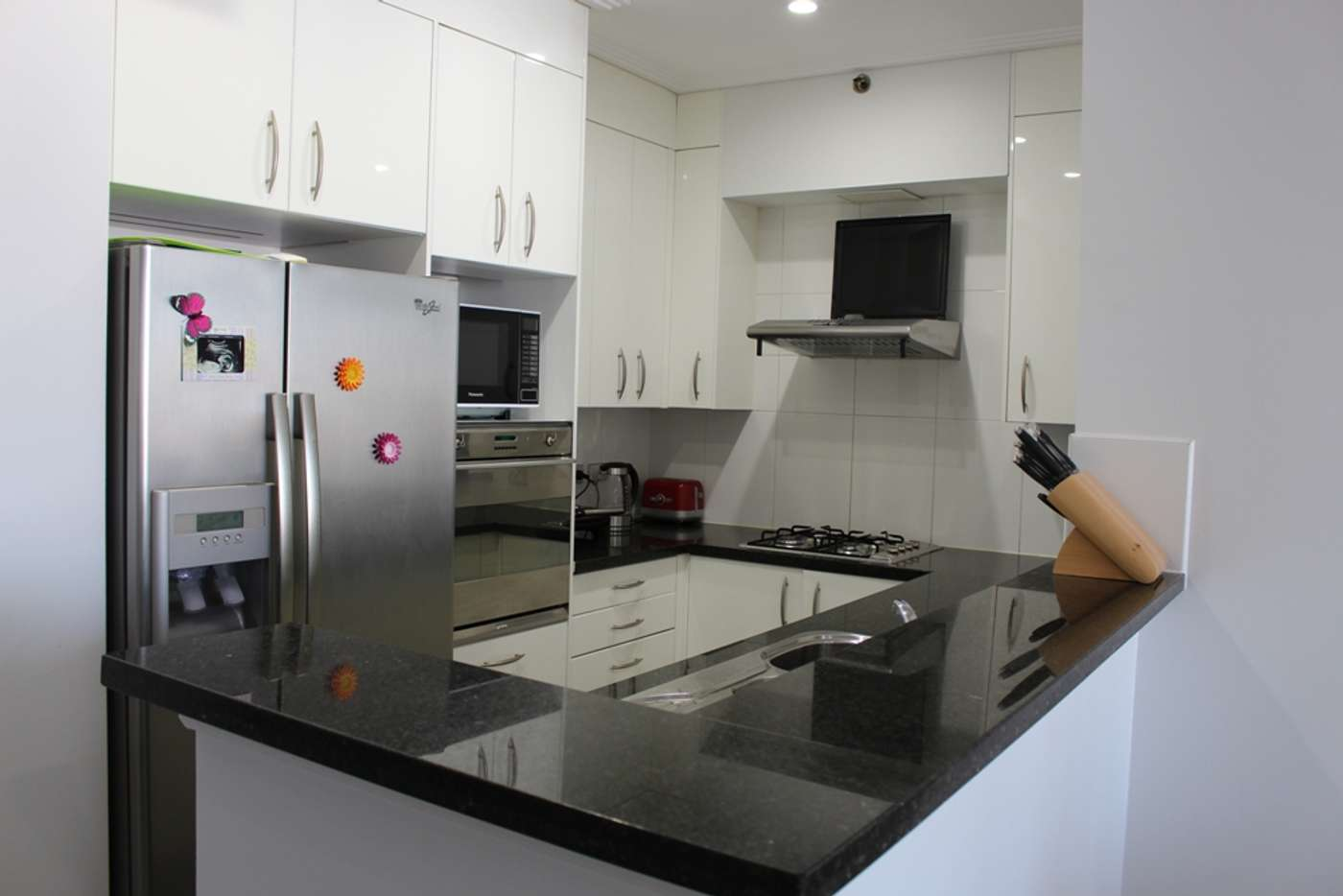 Sixth view of Homely apartment listing, 235/13-15 Hassall Street, Parramatta NSW 2150