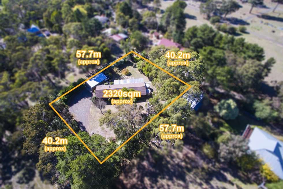 Second view of Homely house listing, 1 Hamilton Street, Macedon VIC 3440