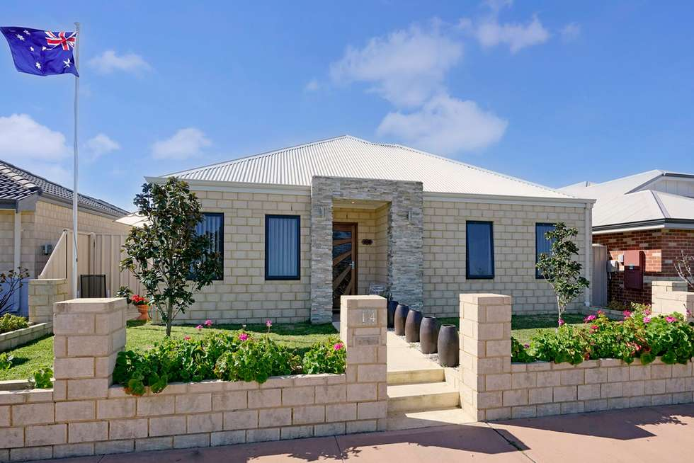 Second view of Homely house listing, 14 Carnelian Parkway, Caversham WA 6055