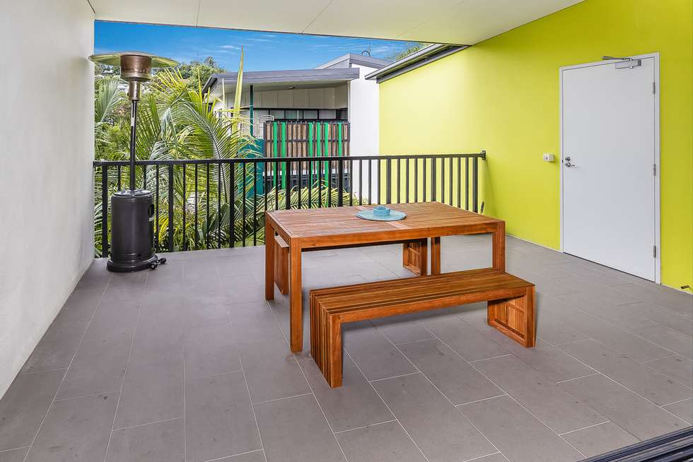 Fifth view of Homely unit listing, 22/2-4 Garden Terrace, Newmarket QLD 4051