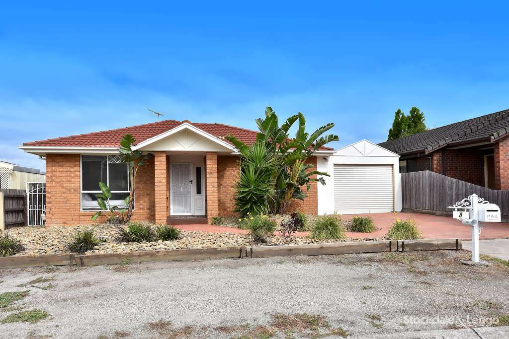 Main view of Homely house listing, 8 Parkinson Way, Roxburgh Park, VIC 3064