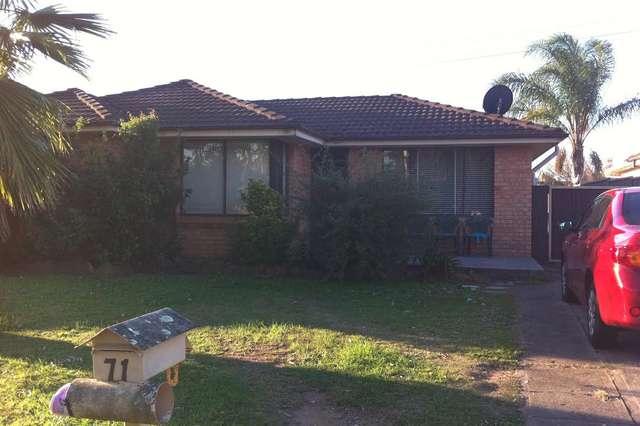71 Palmerston Road, Mount Druitt NSW 2770